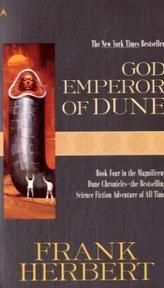 God Emperor of Dune. Der Gottkaiser des Wüstenplaneten, englische Ausgabe