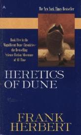 Heretics of Dune. Die Ketzer des Wüstenplaneten, englische Ausgabe