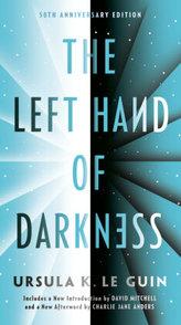 The Left Hand of Darkness. Die linke Hand der Dunkelheit, englische Ausgabe