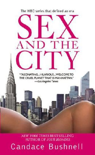 Sex and the City. Am Bett vorbei ist voll daneben, englische Ausgabe - Candace Bushnell