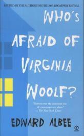 Who's afraid of Virginia Woolf?. Wer hat Angst vor Virginia Woolf?, engl. Ausgabe