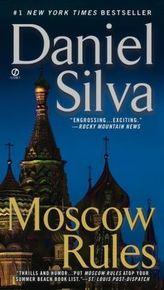 Moscow Rules. Das Moskau-Komplott, englische Ausgabe