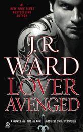 Lover Avenged. Blinder König. Racheengel, englische Ausgabe