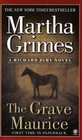 The Grave Maurice. Auferstanden von den Toten, englische Ausgabe