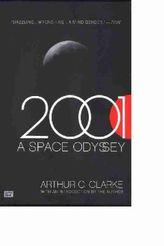 2001: A Space Odyssey. 2001, Odyssee im Weltraum, englische Ausgabe