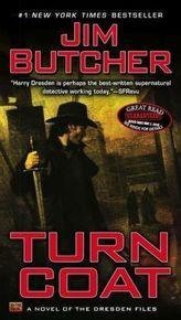 Dresden Files, Turn Coat. Die dunklen Fälle des Harry Dresden, Verrat, englische Ausgabe