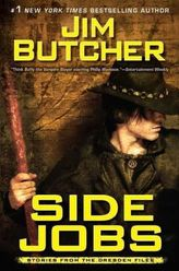 Dresden Files, Side Jobs