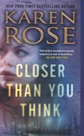 Closer Than You Think. Dornenmädchen, englische Ausgabe