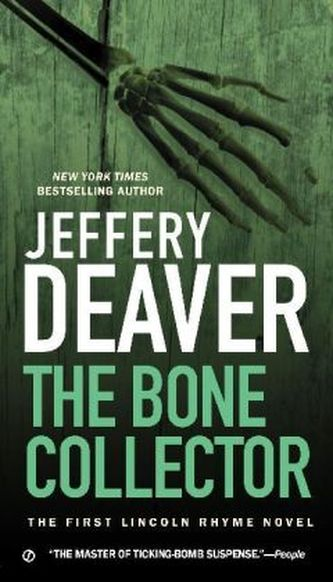 The Bone Collector. Der Knochenjäger, englische Ausgabe - Jeffery Deaver