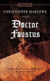 Doctor Faustus. Die tragische Historie vom Doktor Faustus, engl. Ausgabe