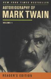 Autobiography of Mark Twain. Vol.1