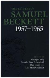 Letters of Samuel Beckett: 1957-1965