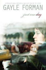 Just One Day. Nur ein Tag, englische Ausgabe