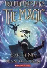 Troubletwisters: The Magic. Troubletwisters - Der Sturm beginnt, englische Ausgabe