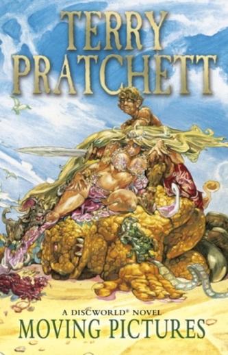 Moving Pictures. Voll im Bilde, englische Ausgabe - Terry Pratchett