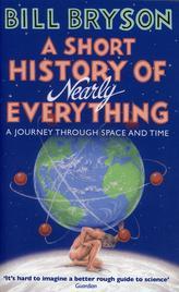 A Short History of Nearly Everything. Eine kurze Geschichte von fast allem, englische Ausgabe