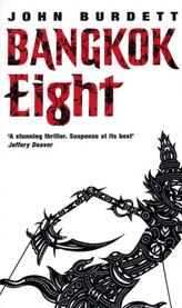 Bangkok Eight. Der Jadereiter, englische Ausgabe
