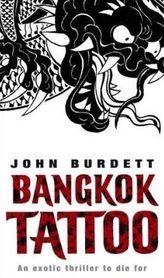 Bangkok Tattoo, English edition