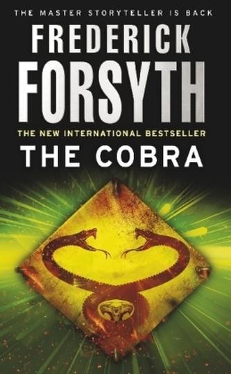 The Cobra. Cobra, englische Ausgabe - Frederick Forsyth