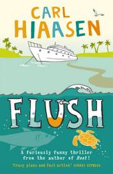 Flush. Fette Fische, englische Ausgabe