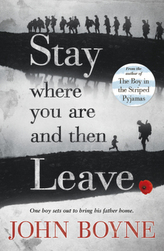 Stay where you are and then Leave. So fern wie nah, englische Ausgabe
