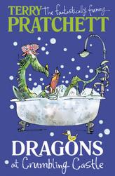 Dragons at Crumbling Castle. Dralle Drachen, englische Ausgabe