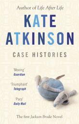 Case Histories. Die vierte Schwester, englische Ausgabe