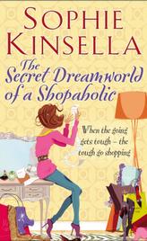 The Secret Dreamworld of a Shopaholic. Die Schnäppchenjägerin, englische Ausgabe