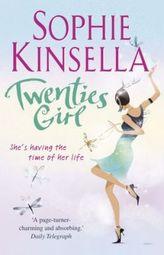 Twenties Girl. Charleston Girl, englische Ausgabe