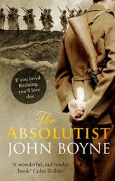 The Absolutist. Das späte Geständnis des Tristan Sadler, englische Ausgabe