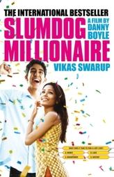 Slumdog Millionaire, Film Tie-in. Rupien! Rupien!, englische Ausgabe