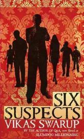 Six Suspects. Immer wieder Gandhi, englische Ausgabe