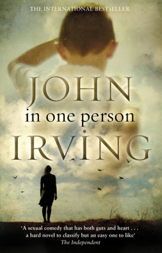 In One Person. In einer Person, englische Ausgabe - John Irving