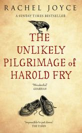 The Unlikely Pilgrimage of Harold Fry. Die unwahrscheinliche Pilgerreise des Harold Fry, englische Ausgabe