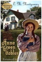 Anne of Green Gables. Anne auf Green Gables, englische Ausgabe