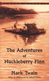The Adventures of Huckleberry Finn. Die Abenteuer des Huckleberry Finn, englische Ausgabe