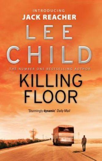 Killing Floor. Größenwahn, englische Ausgabe - Lee Child