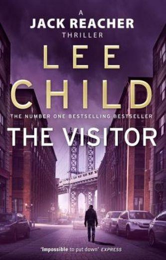 The Visitor. Zeit der Rache, englische Ausgabe - Lee Child