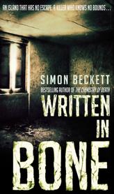 Written In Bone. Kalte Asche, englische Ausgabe