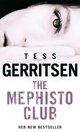 The Mephisto Club. Blutmale, englische Ausgabe
