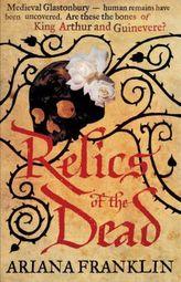 Relics of  the Dead. Der König und die Totenleserin, englische Ausgabe