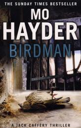 Birdman. Der Vogelmann, englische Ausgabe