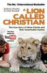 A Lion Called Christian. Der Löwe Christian, englische Ausgabe