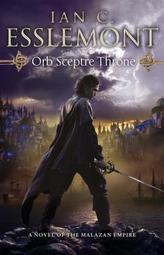 Orb Sceptre Throne