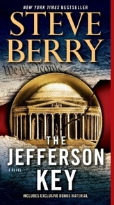 The Jefferson Key. Die Washington-Akte, englische Ausgabe