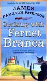 Cooking with Fernet Branca. Kochen mit Fernet-Branca, englische Ausgabe