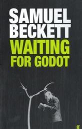 Waiting for Godot. Warten auf Godot, englische Ausgabe