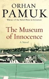 The Museum of Innocence. Das Museum der Unschuld, englische Ausgabe