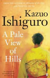 A Pale View of Hills. Damals in Nagasaki, englische Ausgabe