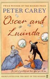 Oscar and Lucinda. Oscar und Lucinda, englische Ausgabe